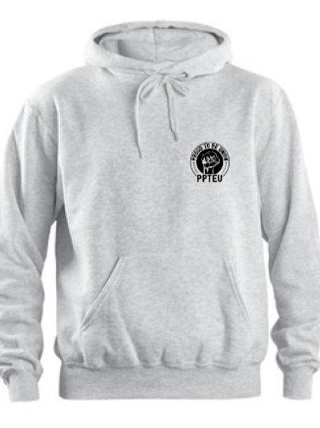 PPTEU Grey Hoodie