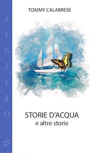 Storie d'Acqua Copertina del lato B