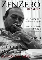 Zenzero magazine n.8 Emanuele Massuoli.j