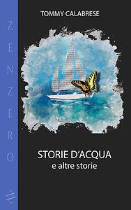 Copertina Storie d'Acqua e altre storie
