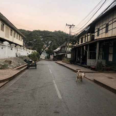 216 Hours Alone in Laos: from Vientiane to Luang Prabang