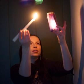 Lighting up Ólafsfjörður with colour