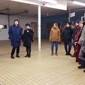 Orientation tours & other activities