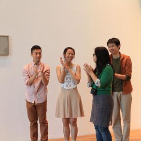 Dancing in the Gallery (2)