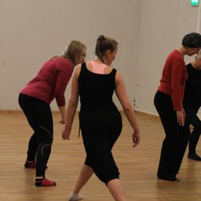 Dancing Workshops in Troll Art Festival