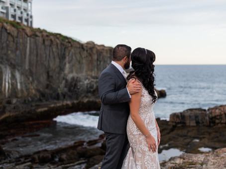 SIOBHAN & ALEXANDER CLIFF HOUSE WEDDING