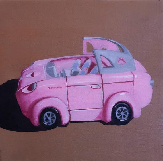 PollyPocket Car