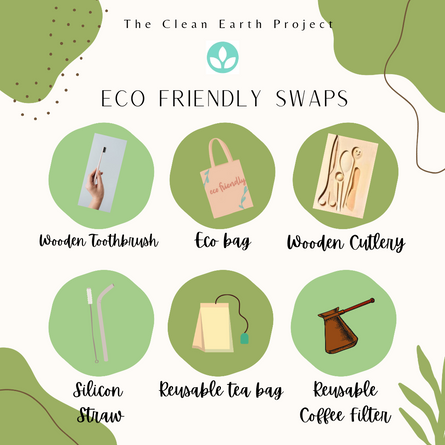 ECO-FRIENDLY SWAPS THAT YOU MUST START NOW!