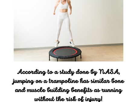 Exercise Like A Kid!