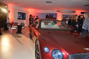 Bentley Private Event