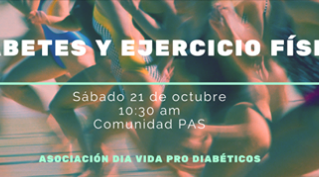 Reunión de Octubre: Diabetes y Ejercicio