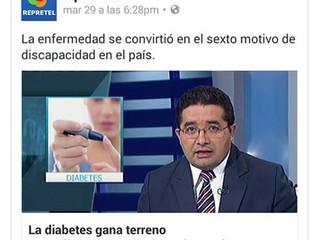 Diabetes Gana Terreno en CR