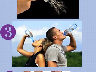 Diabetip de la semana: Prevenga la retención de líquido