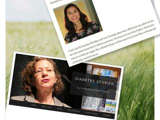 """Diabetica Solutions en """"Diabetes Stories"""", no podemos con tanta la emoción!!"""