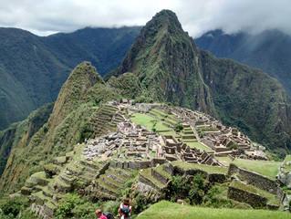 Machu Pichu y Huayna Pichu