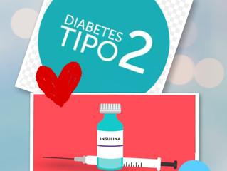 Diabetes tipo 2 e insulina: Un excelente maridaje. No dejes que el miedo a las agujas o los mitos te