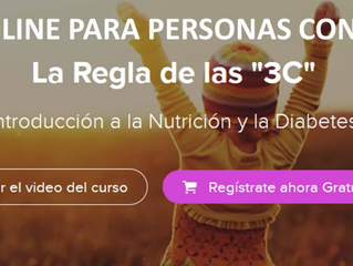 Nutrición, Carbos y Diabetes