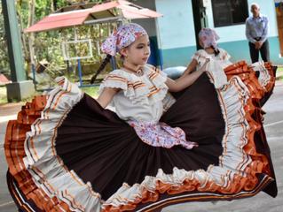Feliz día de la independencia. Muchas gracias Costa Rica!