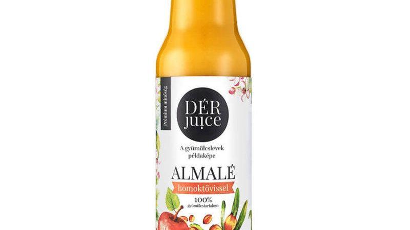 Dér Juice almalé homoktövissel 0,75l