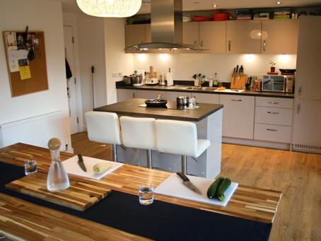 Opening a Cookery School in Lockdown