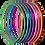 Thumbnail: VELOCITY BLUNT 35 / 29 Zoll / purple anodized