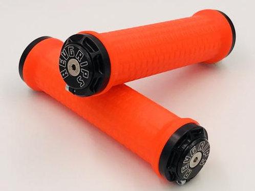 REVGRIPS – Pro Series SMALL (31 mm) – Neon Orange