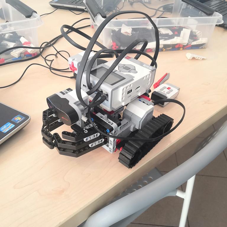 Lego EV3 - Soboty 12:00 - 14:00
