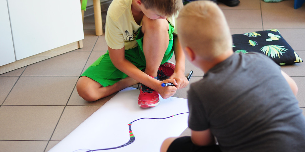 Programowanie dla najmłodszych - Soboty 09:00 - 10:00