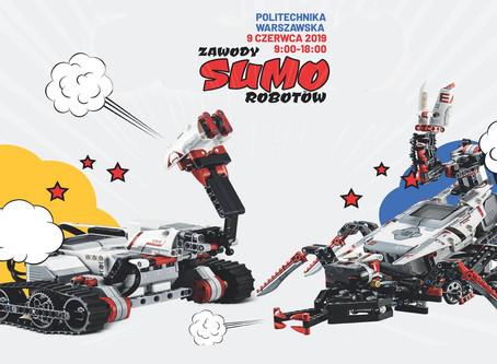 Zawody SUMO 2019 za Nami !