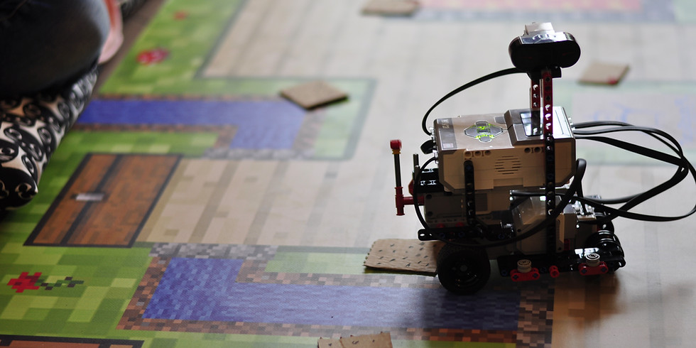 Robo-minecraft