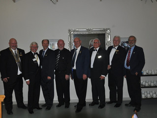 Directors of Rotary Swellendam 2019 - 2020