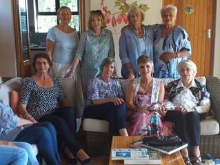 Rotary Anns - Breaking away from Lockdown