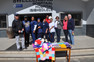 Handover of baby clothes and blankets to Swellendam Hospital
