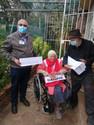 Wheels for a Swellendam senior citizen