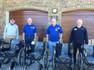 Wheelchair donation