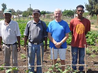 Buffeljags Garden Project