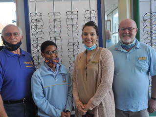 Rotary/Specsavers and the better vision project