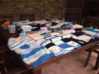 Railton Coffee Morning Ladies lockdown knitting
