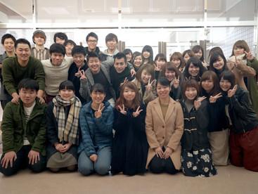 新歓合宿 @鴨川セミナーハウス