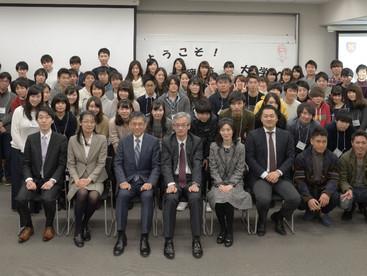 インゼミ@慶応大学