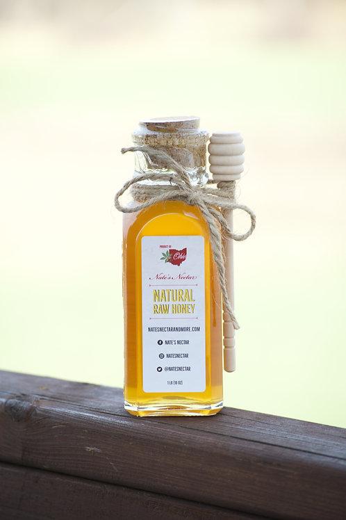 1/2 lb Honey Muth Jar