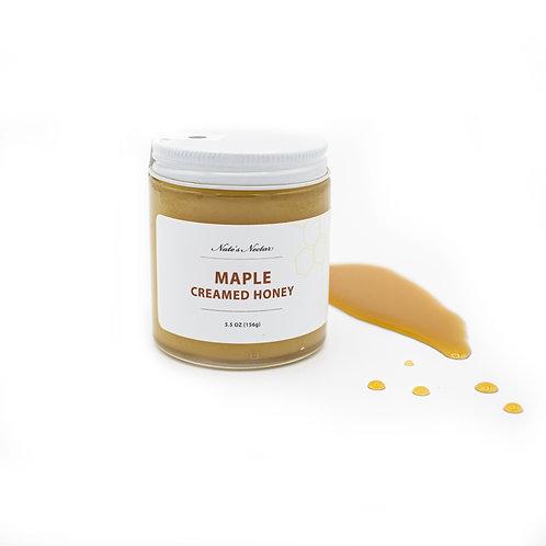 Maple Creamed Honey