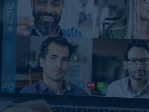 Como manter sua equipe animada e integrada em home office? Veja 5 dicas infalíveis.