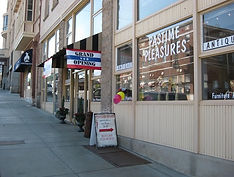 Pastime Pleasures Antique Store Prescott Arizona