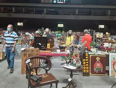 antiques at the Prescott Antique Show &