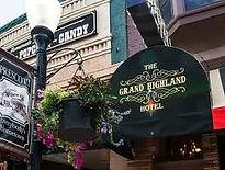Grand Highland Hotel Prescott Arizona