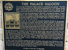 Historic Palace Saloon Prescott Arizoa