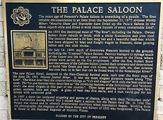 Historic Palace Saloon Prescott Arizoa