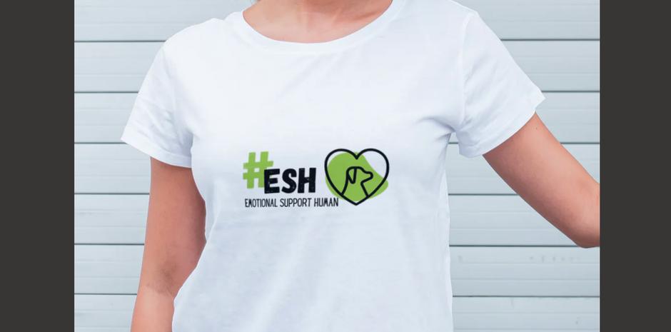 Custom #ESH shirt