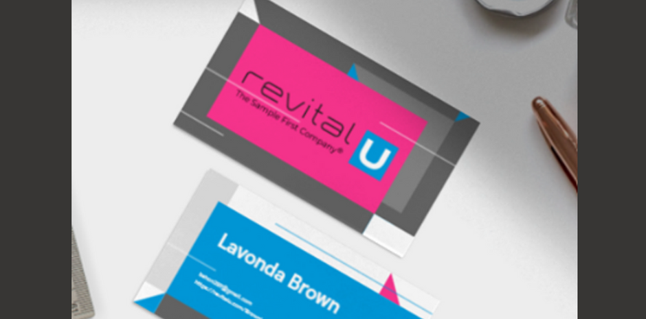Business cards revital